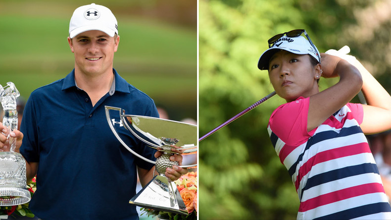 Youngsters Jordan Spieth and Lydia Ko take golfing world by storm