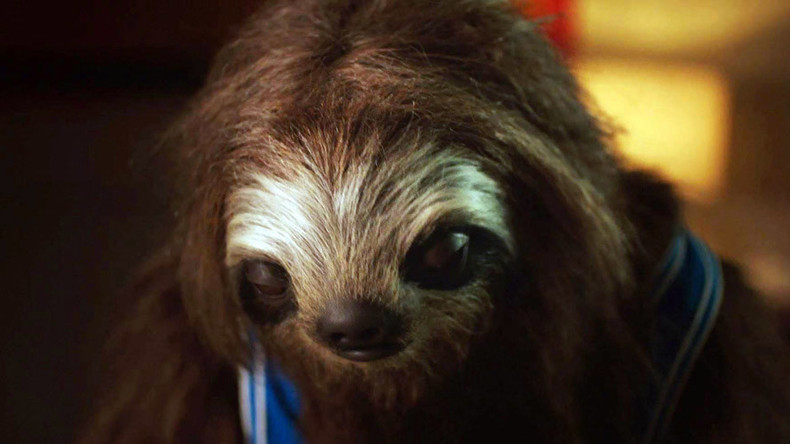 Aussie 'stoner sloth' anti-drug ad goes viral - for the wrong reasons