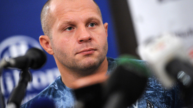 Fedor Emelianenko makes New Year's Eve MMA comeback against former kickboxing champion