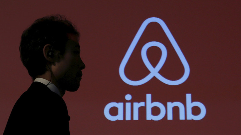 'Prying eyes': Airbnb sued after secret camera found in California apartment
