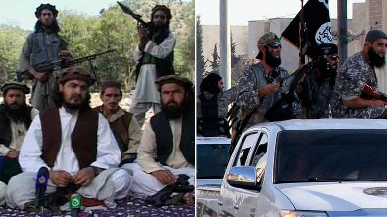 Fundamentalist flap: Pakistani Taliban dubs ISIS 'un-Islamic local gang'