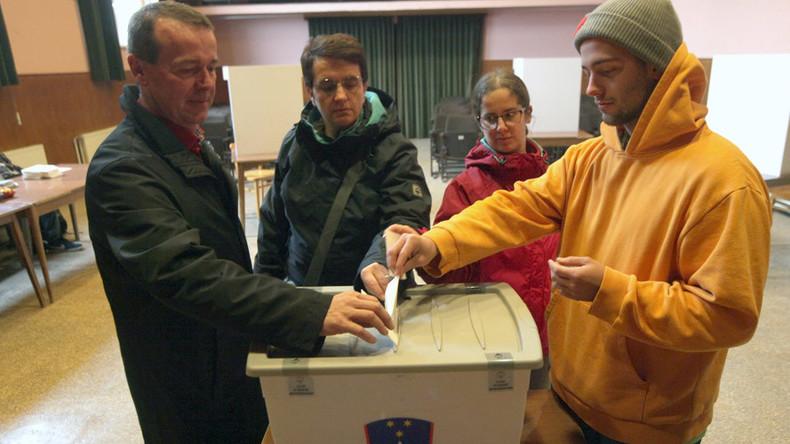 'For children': Slovenians vote 'No' to gay marriage in referendum