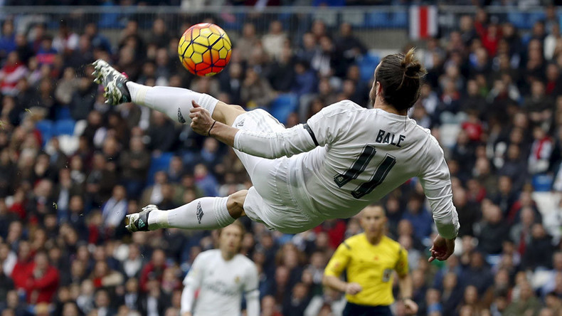 Gareth Bale hits four as Real Madrid thrash Rayo Vallecano 10-2