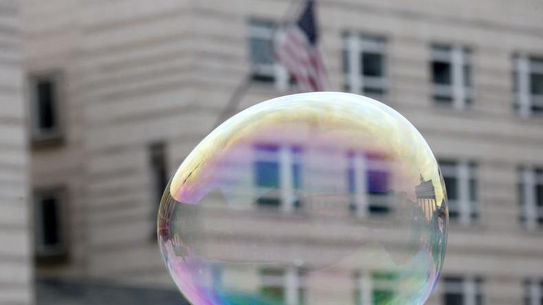 US economic bubble could soon burst – Trump