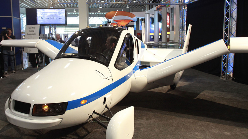 Flying car test flights get the green light from FAA