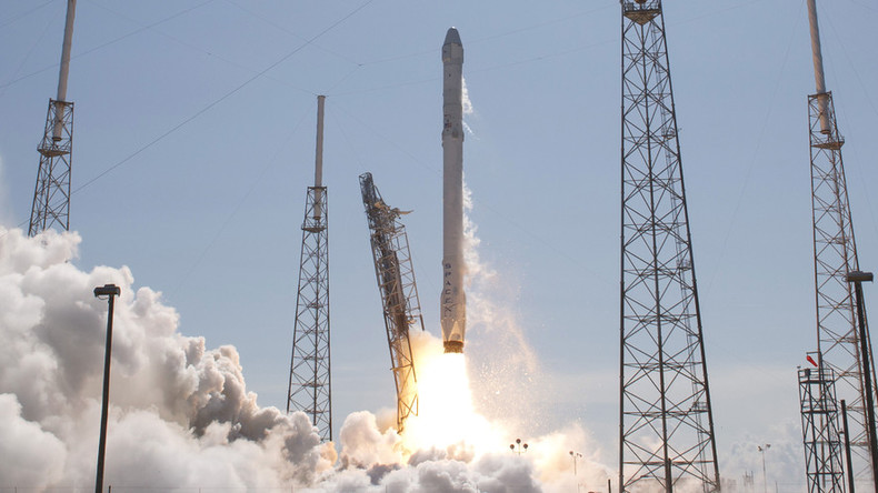 Mission accomplished: SpaceX launches Falcon 9, lands booster after 2 failed attempts