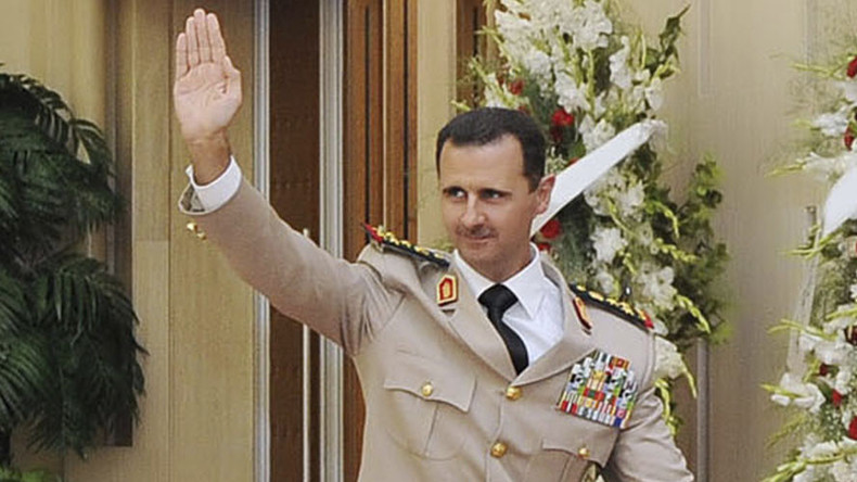 US military provided Assad with intel on extremists via Russia, Israel & Germany - report