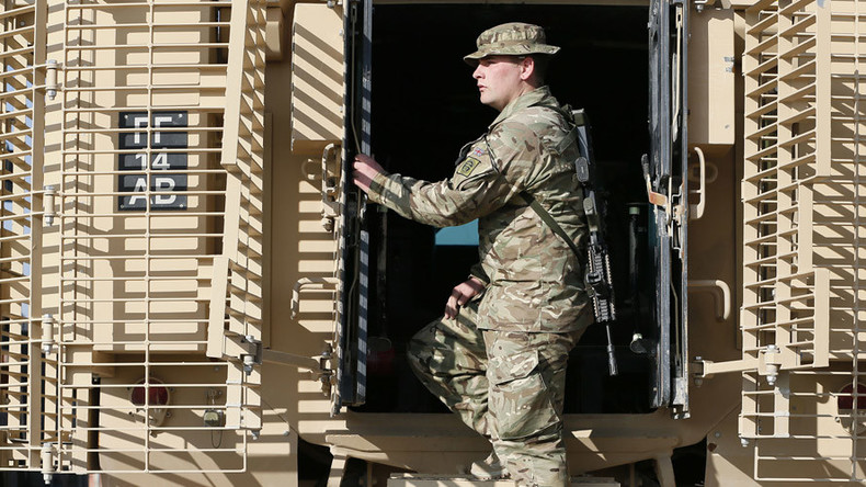 Taliban resurgence: British troops re-deployed to Helmand, Afghanistan