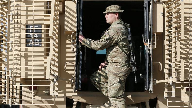 Taliban resurgence: British troops re-deployed to Helmand, Afghanistan