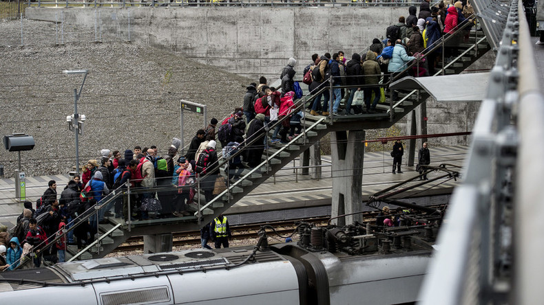 Dead end: Swedish railway operator suspends trains from Denmark over inability to check IDs