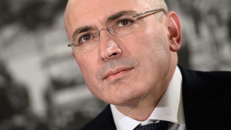 Khodorkovsky arrested in absentia, put on international wanted list – Russian investigators