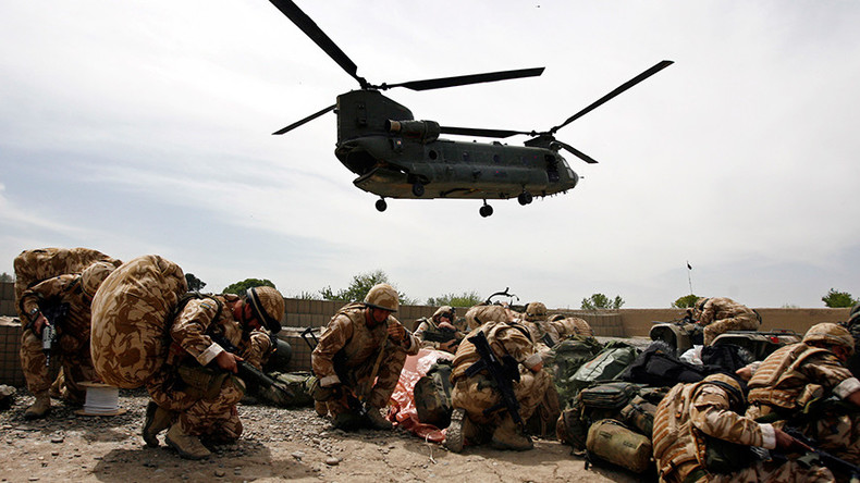 No Christmas cheer for many British veterans of Afghan War