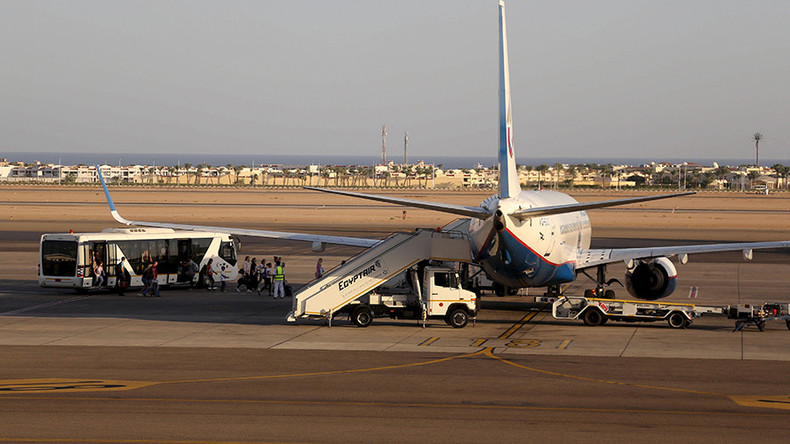 Thomson Airways extends Sharm el-Sheikh flight cancellations