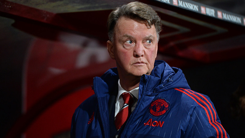 Next 3 Manchester United games could seal Louis van Gaal's fate