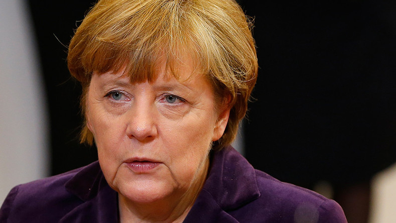 British spies briefed Merkel on ISIS threat