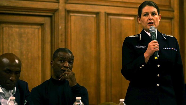London police have duty to explain killing of Jermaine Baker