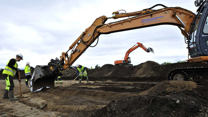 '1st of its kind' in Norway: Archaeologists unearth 1,500yo Viking settlement beneath airbase