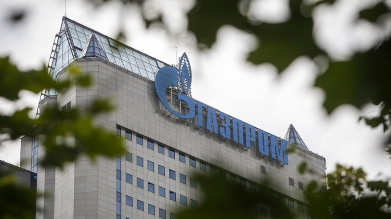 Gazprom to continue work with Chinese banks - official