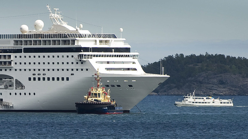 Shelter or floating prison? Sweden to use cruise ship to house 1,260 refugees