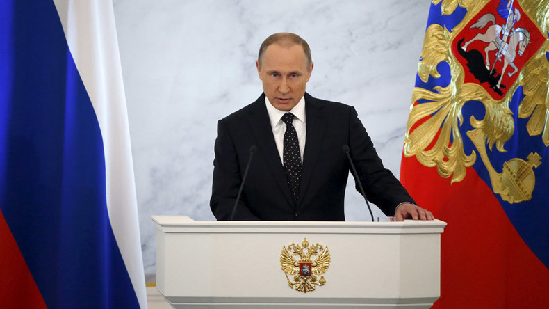 If you are Putin, what's the most important event of 2015?