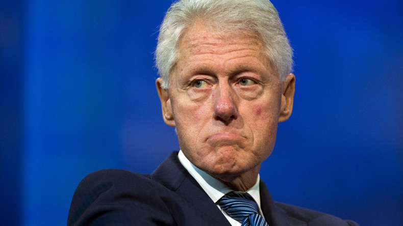 Bill Clinton's birthplace set on fire – police