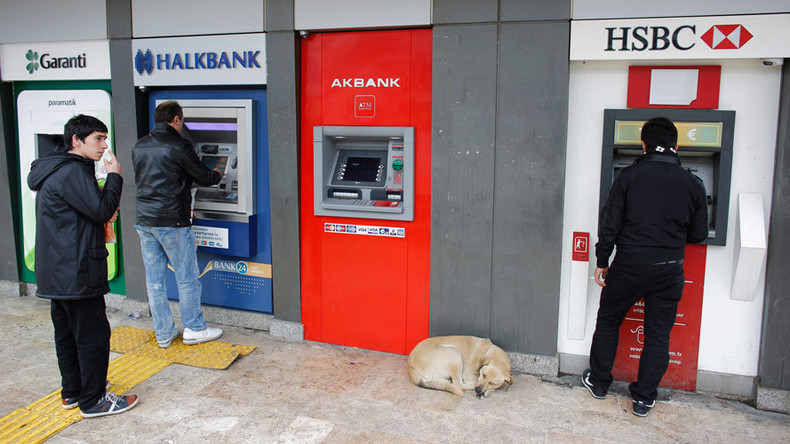 Turkish banks & government sites under 'intense' attacks on Christmas holidays