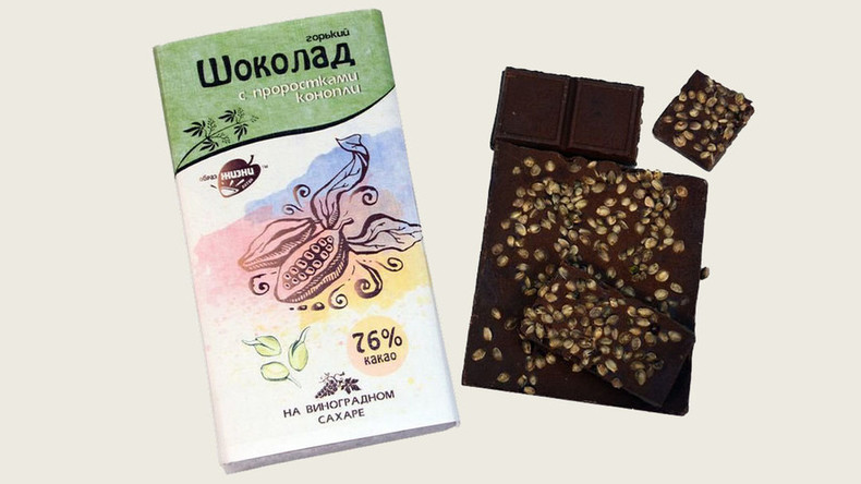 ChocoHigh! Chocolate with cannabis goes on sale in Siberia for $3 a bar