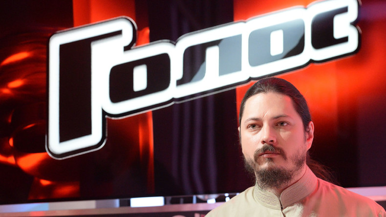 Orthodox monk wins Russian version of 'The Voice' TV vocal contest