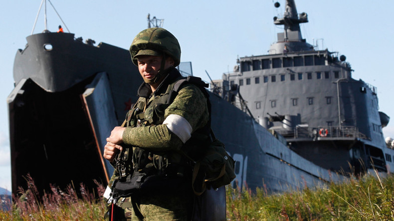 Russia to establish anti-terror HQs in key coastal areas