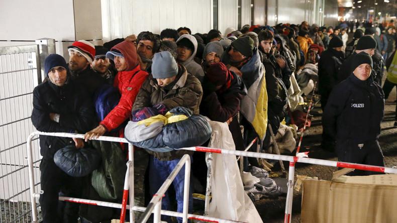 German FM urges 'more control' over European borders