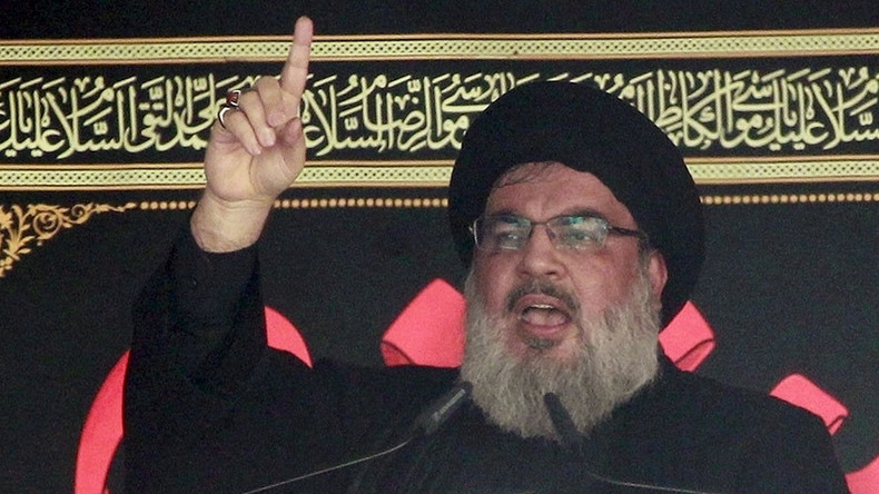 Nasrallah vows vengeance on Israel, accuses Netanyahu of seeking to legitimize annexed Golan