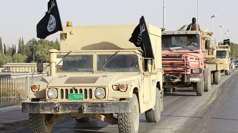 ISIS sets up 'spoils of war' dept to handle slaves, stolen treasure
