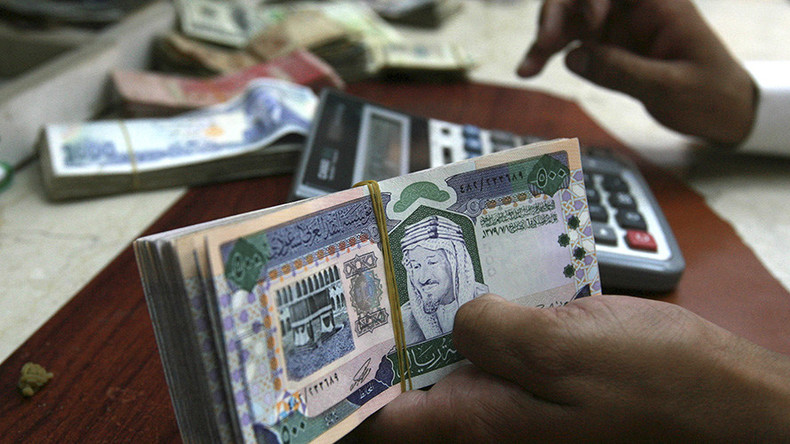 Saudi Arabia reports record high $98bn budget deficit on low crude prices