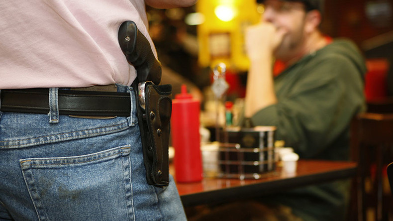 Right to 'bare' arms: Open carry to become legal in Texas