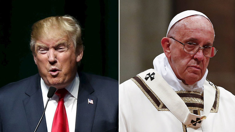 Trump ties Pope for 2nd place as most-admired man in America