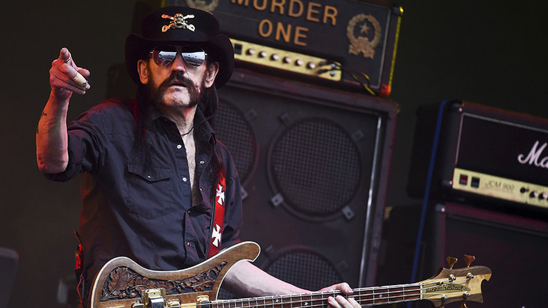 Rock legend Lemmy of Motorhead dies at 70