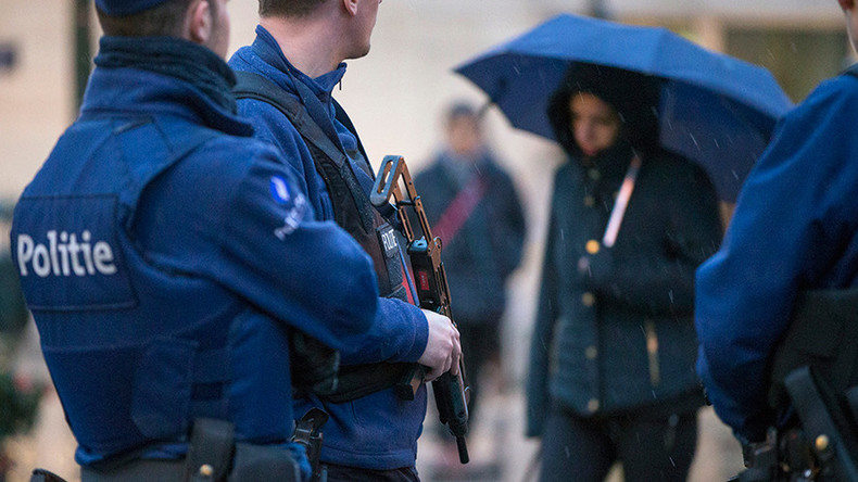 Belgian prosecutors arrest 2 people suspected of plotting NYE attacks in Brussels