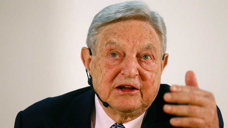Soros Foundation promoted drug legalization worldwide - Russian official