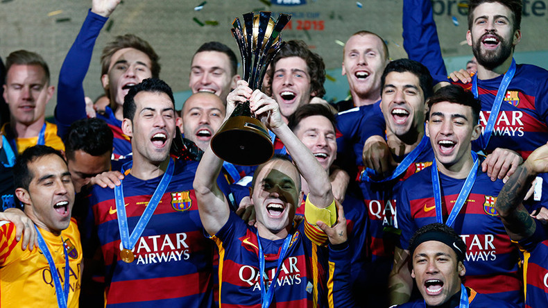 Football in 2015: Barcelona dominate as Chelsea and Man United crash to new depths