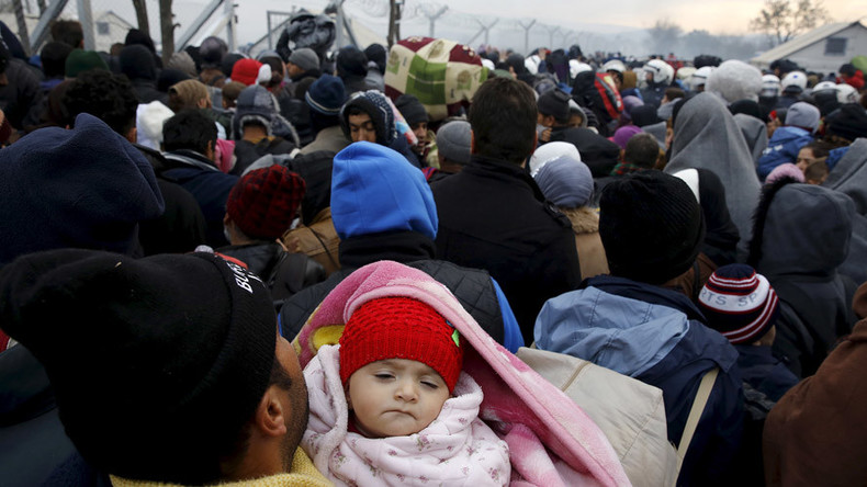 Britain to strip migrants of benefits while Germany pledges £12.5bn refugee relief