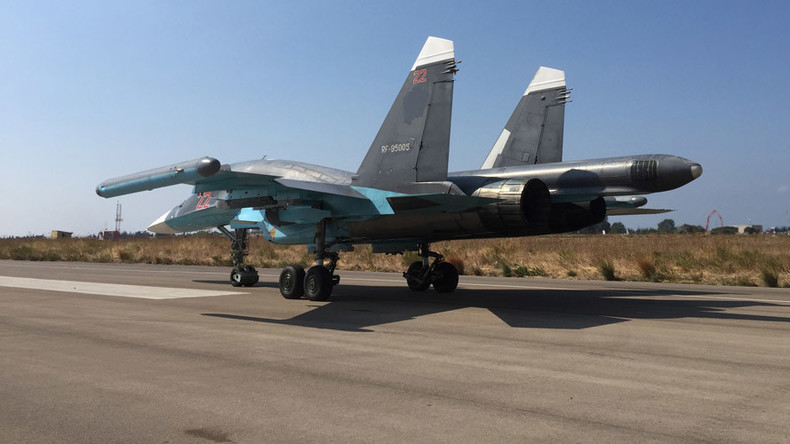 Russia eliminates several ISIS commanders in Syria air op, data provided by opposition - MoD