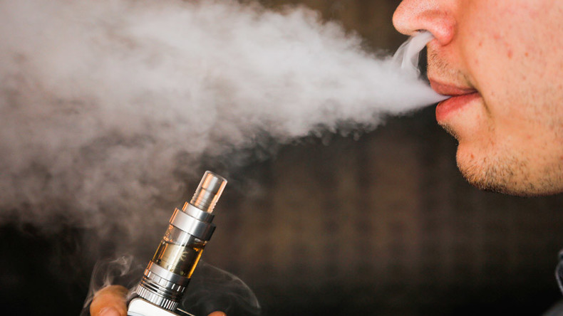 E-cigarettes may be no better than normal cigarettes – study