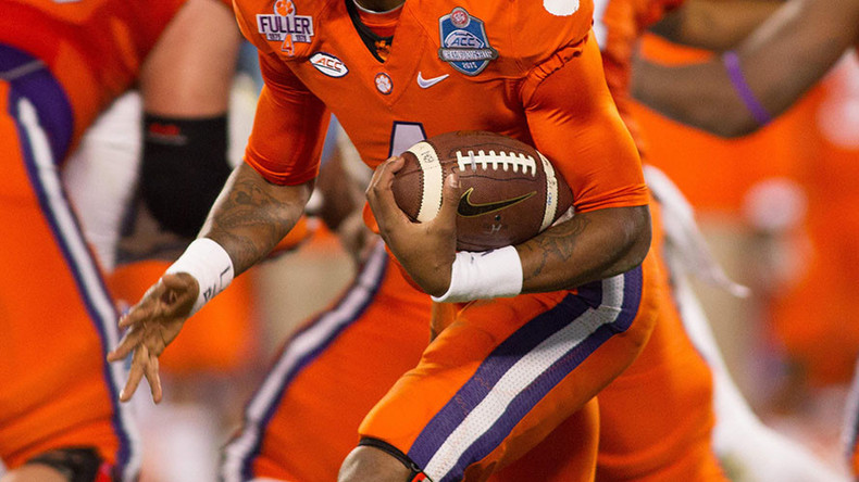 Drug test failures lead to suspensions for 3 Clemson football players - report