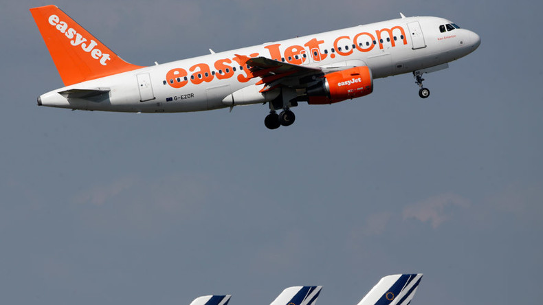 EasyJet #U27415 from Southend diverted to London Gatwick after emergency