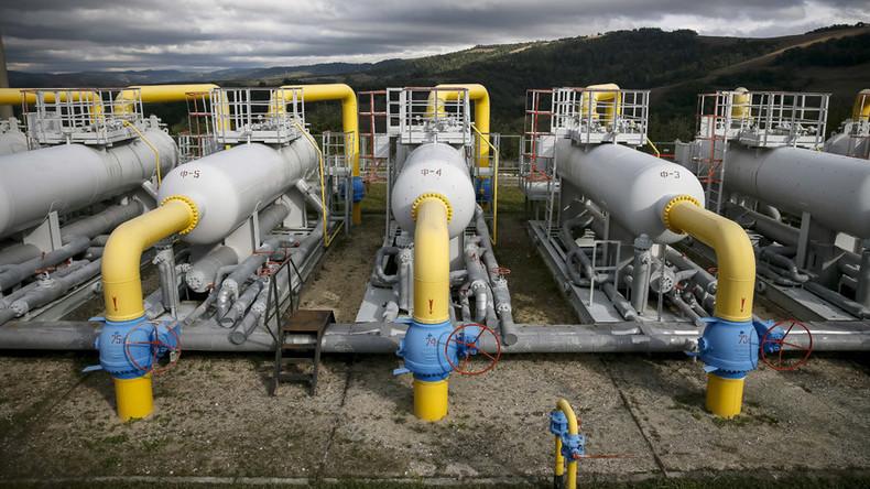 Kiev hikes transit fees for Gazprom