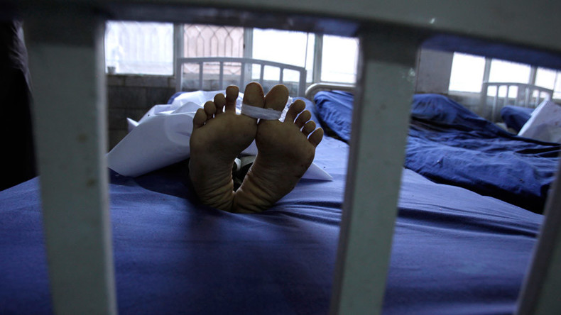 Back from the dead: Russian man wakes up in morgue after too much drinking, goes back to party