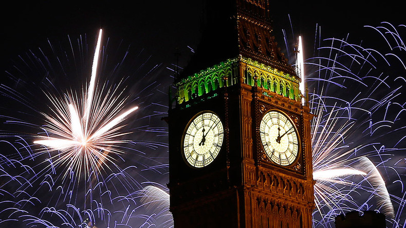 2,000 armed police deployed to 'shield London's New Year festivities from terror attack'