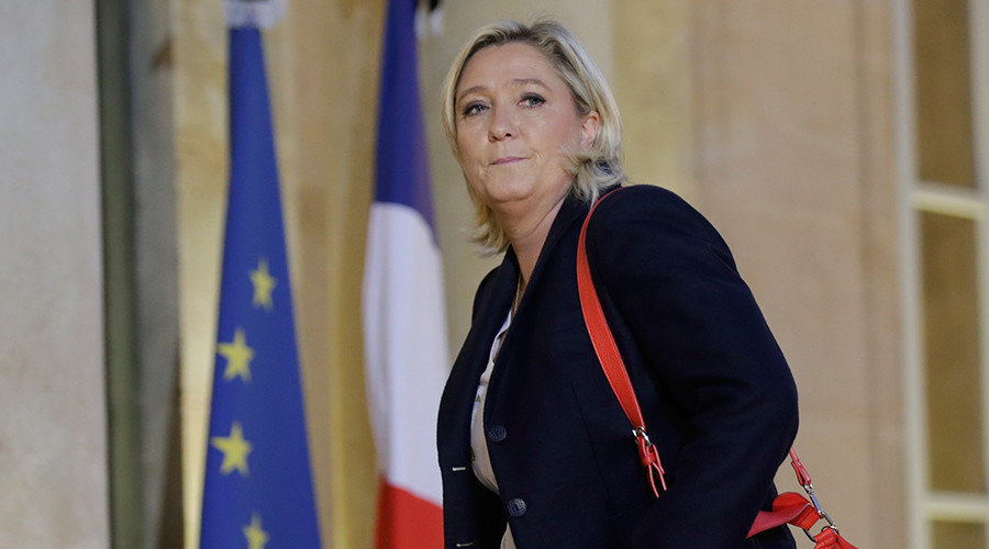 Marine Le Pen blasts EU for 'blind relationship with Islamist states'