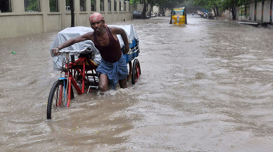 Worst in 100 years: Non-stop torrential rains ravage southern India (PHOTOS,VIDEO)