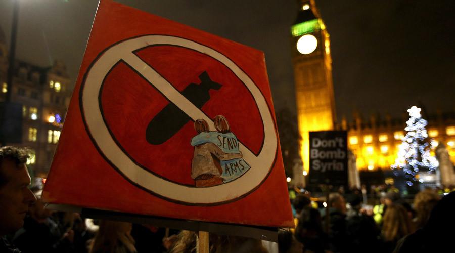 British strikes in Syria illegal, play into terrorists' hands – Assad